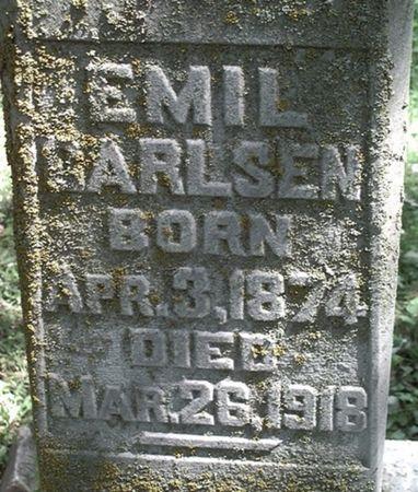 CARLSEN, EMIL - Scott County, Iowa | EMIL CARLSEN