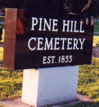 PINE HILL, CEMETERY - Scott County, Iowa | CEMETERY PINE HILL