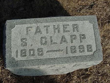 CLAPP, SPENCER - Scott County, Iowa | SPENCER CLAPP