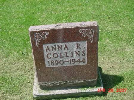 COLLINS, ANNA R - Scott County, Iowa | ANNA R COLLINS