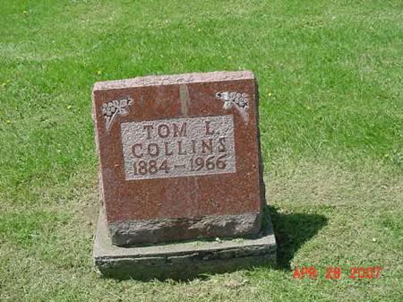 COLLINS, TOM L - Scott County, Iowa | TOM L COLLINS