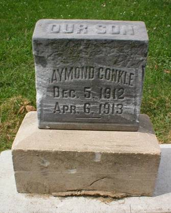 CONKLE, RAYMOND - Scott County, Iowa | RAYMOND CONKLE