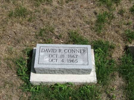 CONNER, DAVID RALPH - Scott County, Iowa   DAVID RALPH CONNER