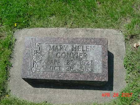 CONYIER, MARY HELEN - Scott County, Iowa | MARY HELEN CONYIER