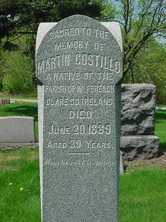 COSTILLO, MARTIN - Scott County, Iowa | MARTIN COSTILLO