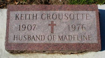 CROUSOTTE, KEITH - Scott County, Iowa | KEITH CROUSOTTE