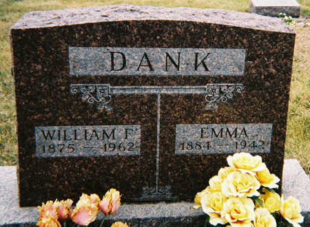 DANK, WILLIAM F. - Scott County, Iowa | WILLIAM F. DANK