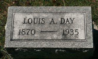 DAY, LOUIS A. - Scott County, Iowa   LOUIS A. DAY