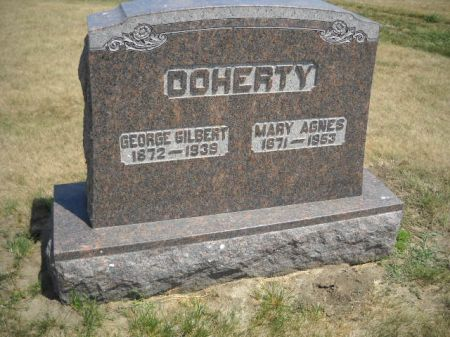 DOHERTY, GEORGE  GILBERT - Scott County, Iowa | GEORGE  GILBERT DOHERTY