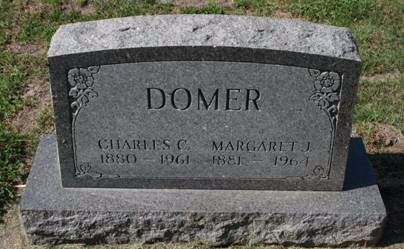 DOMER, MARGARET J. - Scott County, Iowa | MARGARET J. DOMER