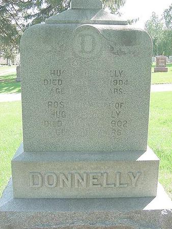 DONNELLY, HUGH - Scott County, Iowa | HUGH DONNELLY