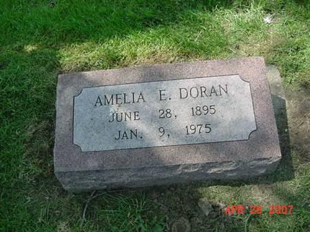 DORAN, AMELIA E - Scott County, Iowa | AMELIA E DORAN
