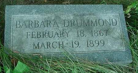 DRUMMOND, BARBARA - Scott County, Iowa | BARBARA DRUMMOND