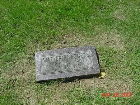 EGERS, WALTER W - Scott County, Iowa | WALTER W EGERS