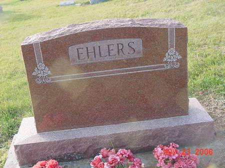 EHLERS, FAMILY - Scott County, Iowa | FAMILY EHLERS