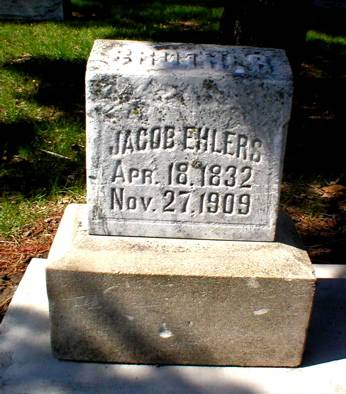 EHLERS, JACOB - Scott County, Iowa | JACOB EHLERS