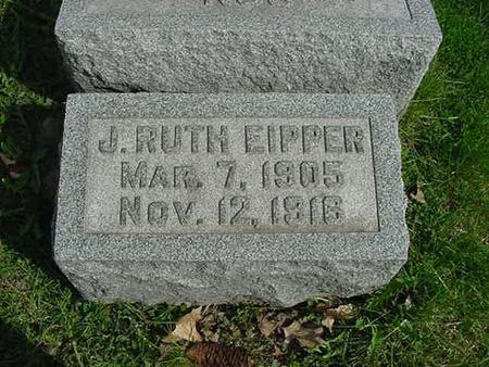 EIPPER, J RUTH - Scott County, Iowa | J RUTH EIPPER
