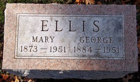 ELLIS, GEORGE - Scott County, Iowa | GEORGE ELLIS