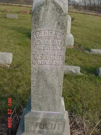 EWOLDT, FRIEDERICH - Scott County, Iowa | FRIEDERICH EWOLDT