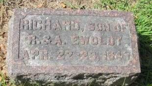 EWOLDT, RICHARD - Scott County, Iowa | RICHARD EWOLDT