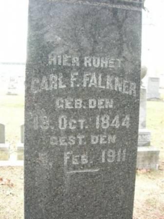 FALKNER, CARL F. - Scott County, Iowa | CARL F. FALKNER