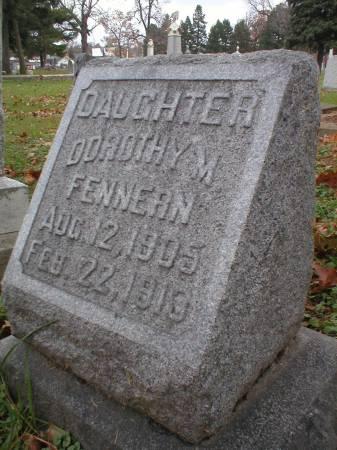 FENNERN, DOROTHY M. - Scott County, Iowa | DOROTHY M. FENNERN