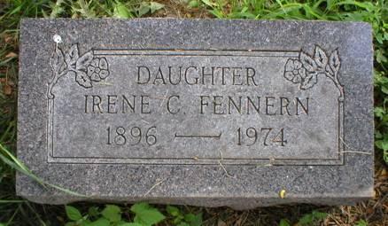 FENNERN, IRENE C. - Scott County, Iowa | IRENE C. FENNERN