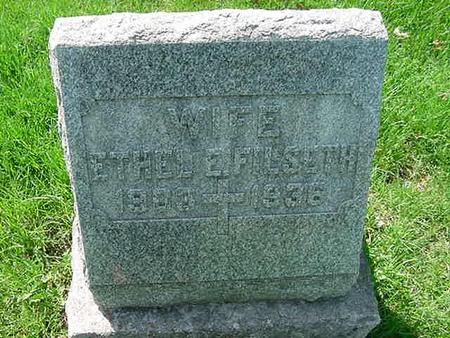 FILSETH, ETHEL E - Scott County, Iowa | ETHEL E FILSETH