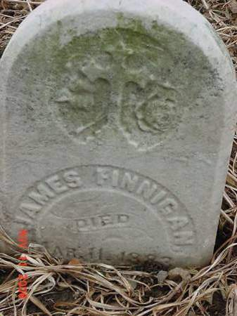 FINNIGAN, JAMES - Scott County, Iowa   JAMES FINNIGAN