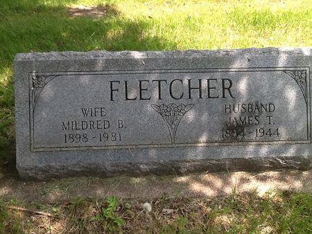 MCGINNIS FLETCHER, MILDRED - Scott County, Iowa | MILDRED MCGINNIS FLETCHER