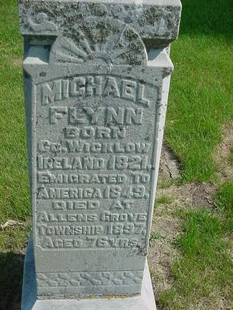 FLYNN, MICHAEL - Scott County, Iowa | MICHAEL FLYNN