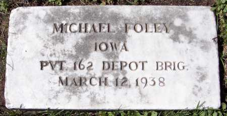 FOLEY, MICHAEL - Scott County, Iowa | MICHAEL FOLEY