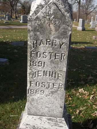 FOSTER, HARRY - Scott County, Iowa | HARRY FOSTER