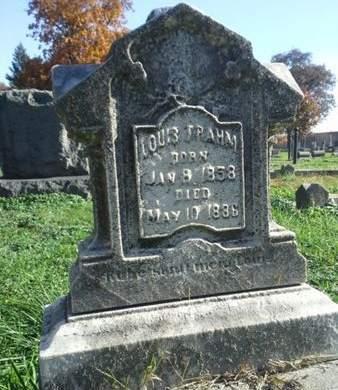 FRAHM, LOUIS - Scott County, Iowa | LOUIS FRAHM