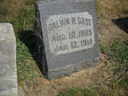 GAST, CALVIN - Scott County, Iowa   CALVIN GAST