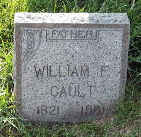 GAULT, WILLIAM F. - Scott County, Iowa | WILLIAM F. GAULT