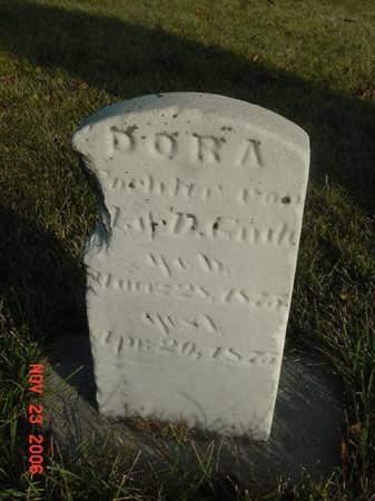 GUDE, DORA - Scott County, Iowa | DORA GUDE