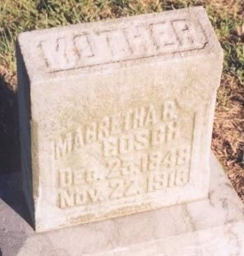 GOSCH, MAGRETHA R. - Scott County, Iowa | MAGRETHA R. GOSCH