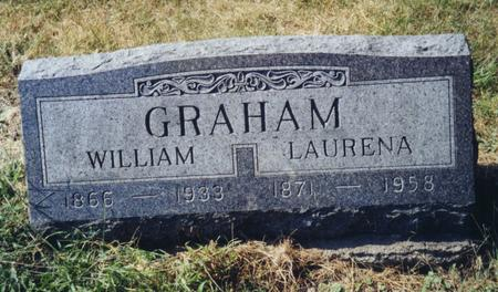 GRAHAM, LAURENA - Scott County, Iowa | LAURENA GRAHAM