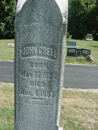 GRELL, JOHN - Scott County, Iowa | JOHN GRELL