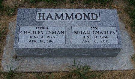 HAMMOND, BRIAN CHARLES - Scott County, Iowa | BRIAN CHARLES HAMMOND