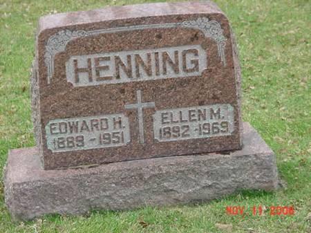 HENNING, ELLEN M - Scott County, Iowa | ELLEN M HENNING