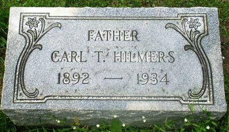 HILMERS, CARL T. - Scott County, Iowa   CARL T. HILMERS