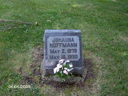 HOFFMAN, JOHANNA - Scott County, Iowa | JOHANNA HOFFMAN