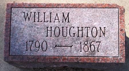 HOUGHTON, WILLIAM - Scott County, Iowa | WILLIAM HOUGHTON