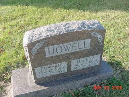 HOWELL, EDWARD - Scott County, Iowa | EDWARD HOWELL