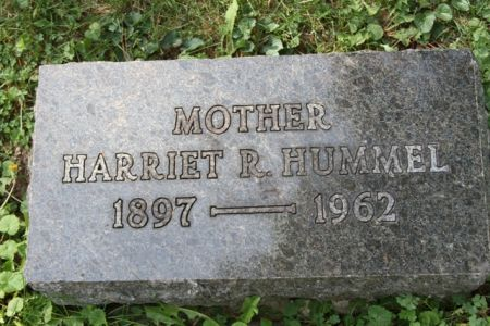 MATHEWS HUMMEL, HARRIET R. - Scott County, Iowa | HARRIET R. MATHEWS HUMMEL