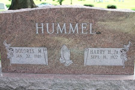HUMMEL, HARRY HERBERT JR. - Scott County, Iowa | HARRY HERBERT JR. HUMMEL