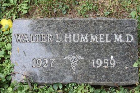 HUMMEL JR, WALTER LESLIE JR., M.D. - Scott County, Iowa   WALTER LESLIE JR., M.D. HUMMEL JR