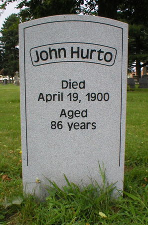 HURTO, JOHN - Scott County, Iowa | JOHN HURTO